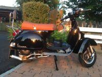 VESPA PX200 2007