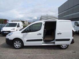 -- 2014 PEUGEOT PARTNER SE 1.6 HDI 3 - SEATER CAB --