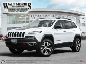 2017 Jeep Cherokee TRAILHAWK: PRAIRIE VEHICLE, NO ACCIDENTS