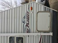 2007 26 foot travel trailer for sale