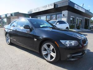 2011 BMW 3 Series 328i xDrive coupe (Auto, Navigation, AWD, Sunr