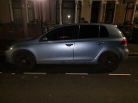 Volkswagen Golf 2010 Shark Blue, LOW MILEAGE