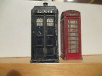 OLDER THAN THE TARDIS!
