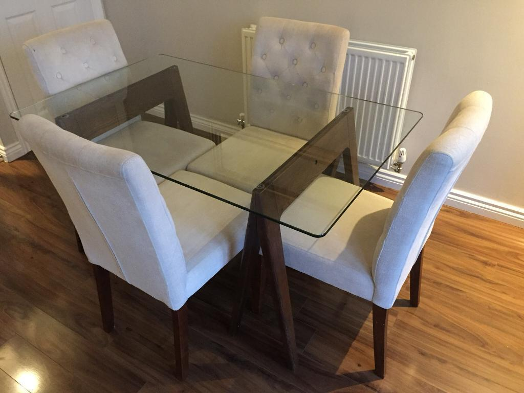 300 Made Furniture And Next Dining Table Chairs