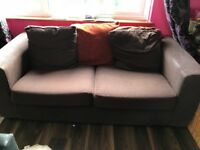 FREE Brown sofa
