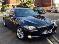 2010 BMW 520D SE FULL SPORT LETHER