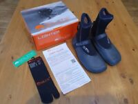 Solite Wetuit Boots UK8 (brand new)