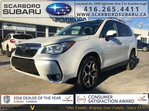2014 Subaru Forester 2.0XT Limited PKG,  FROM 1.9% FINANCING AVA
