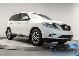 2013 Nissan Pathfinder SL, AWD, 7 PASS, CUIR, CAMERA DE RECUL*RE