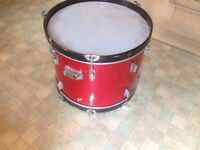 Bass Drum coffee table project
