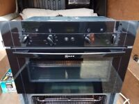 Neff U15M62S0GB Built-in Electric Double oven - RRP:£900 - Excellent condition