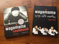 Wagamama cookbooks x2