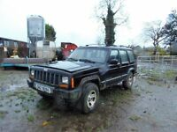 Jeep Cherokee LHD Spares or Repair