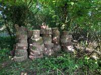 Firewood For Sale - Various Hardwood & Softwood