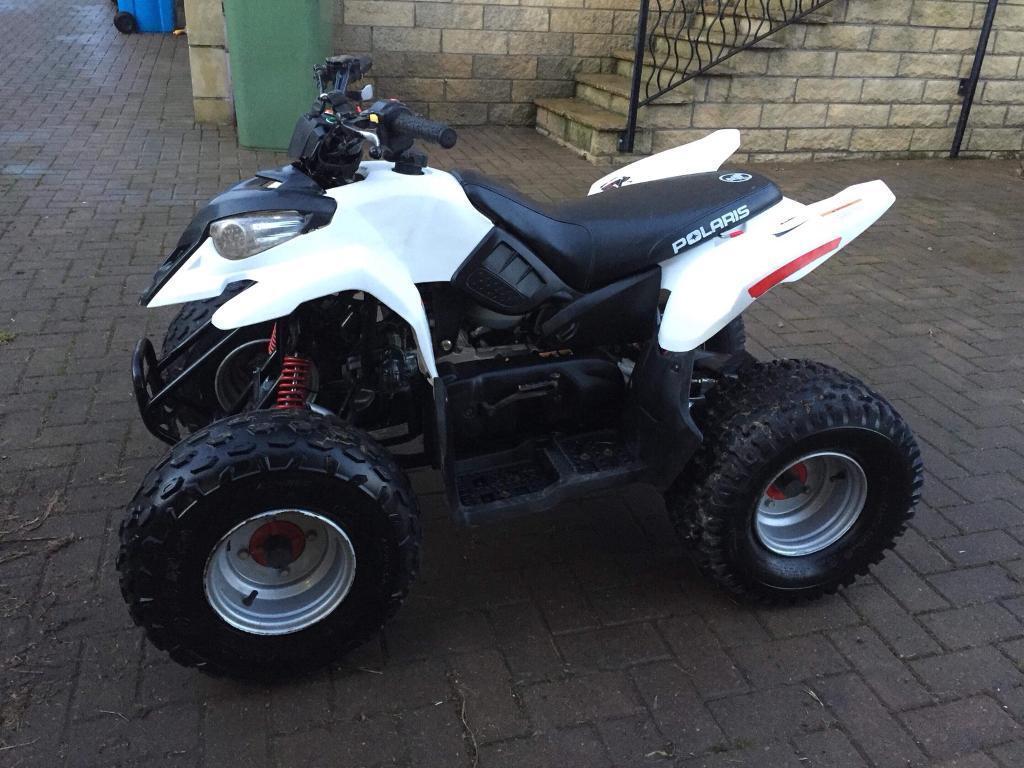Polaris predator 90 quad bike not Honda Suzuki or Kawasaki | in  Bonnybridge, Falkirk | Gumtree