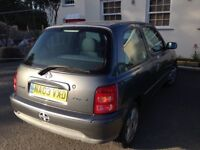 Lovely car, low insurance and super sweet and lovely. Good runner and light on fuel and tax