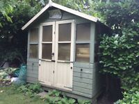 FREE GardenShed/ Summer House. 2200mm x 1481mm. Yours for FREE to disassemble and to take away