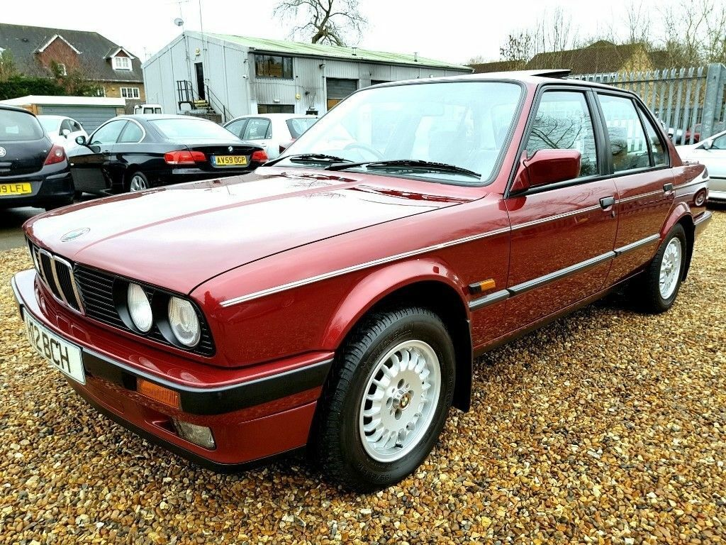 BMW I Lux In Original Time Warp Condition In Hemel - Bmw 1990