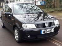 VW POLO SE AUTO 1.4 EXCELLENT CONDITION LOW MILEAGE