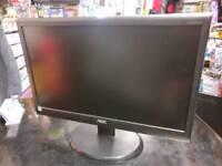"AOC 21.5"" Widescreen LCD VGA Monitor"