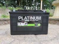 Platinum Leisure Plus Battery.