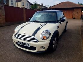 MINI Diesel Manual 2010 Very Good Condition 1.6 Engine Hatchback New Clutch