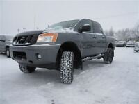 2013 Nissan Titan S ACCIDENT FREE & CERTIFIED PRE OWNED!