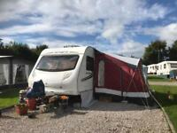 Sprite Alpine 2 - 2010 - Motor mover, Awning and Accesories