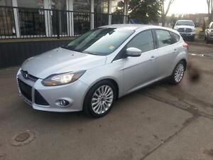 2012 Ford Focus Titanium Up to 10K Cash back o.a.c.