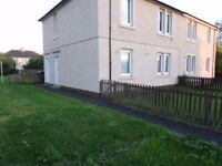 Lower 1 bed cottage flat with front and rear gardens