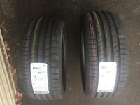 CONTINENTAL 235 / 35 / 19 SPORT CONTACT 5's X2 BRAND NEW.