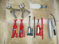 Garage - Maintenance Tools
