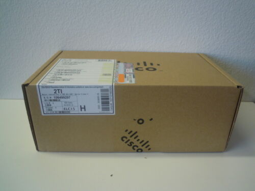 Brand New Sealed Cisco C3850-NM-2-10G 2-Ports 10GE Netwk Module * Cisco Hologram