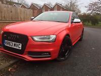2013 63 reg Audi s4 3.0 supercharged Quattro mint top spec FSH c63 m3 m5 rs5 rs4 black edition