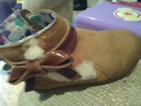 Qty kids shoes and bootd