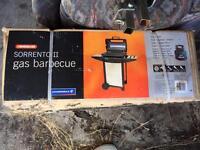 Gas barbecue