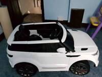 Kids Range Rover HER Sport 12v Ride on
