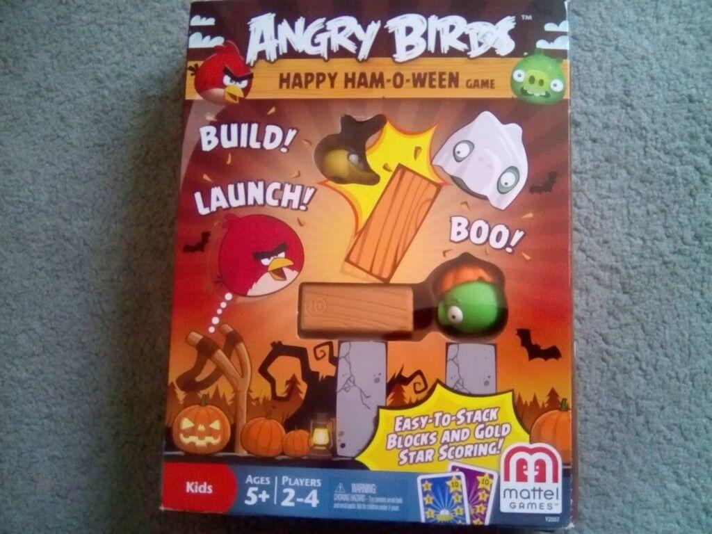 BOARD GAMES x 2 IDEAL FOR CHILDMINDER