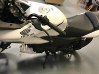 Honda CBF 125 4691miles. Only.