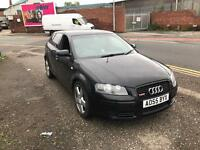 A3 2.0 tdi dsg auto 170k 10month mot spares or repairs £1200 no offers
