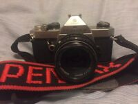 Vintage Pentax MX 35mm Camera - Urgent