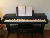 Roland Digital Piano & Matching Stool