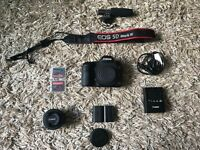 Canon 5D Mark III (With lens and accessories)