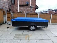 Trailer Newly Built 10ft & 7ft box size