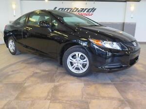 2012 Honda Civic LX-19000KM-AIR
