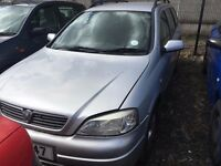 1999 Vauxhall Astra, 2.0 Diesel, Breaking for parts only, All parts available