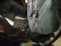 Mothercare baby seat and pushchair travel system