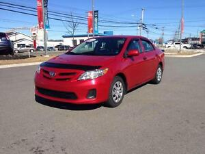 2013 Toyota Corolla CE...AUTO..ONLY $47 WEEKLY...CLEAN CAR!! CE.