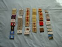 MATCHBOXES and MATCHBOOKS, OVERSEAS.