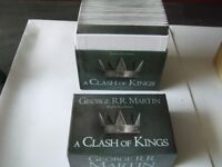 Audio CD's A Clash of Kings by George R.R. Martin
